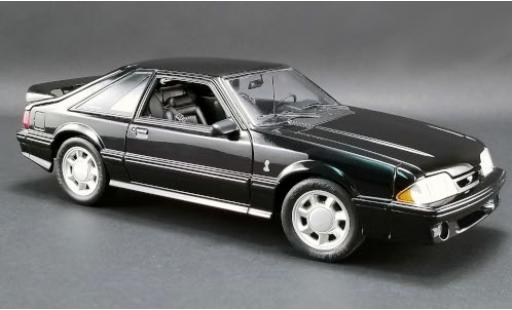 Ford Mustang 1/18 GMP Cobra noire 1993 miniature