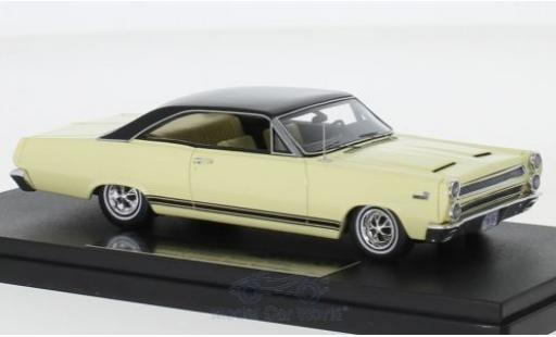 Mercury Cyclone 1/43 Goldvarg Collections jaune/noire 1966 miniature