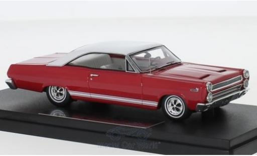 Mercury Cyclone 1/43 Goldvarg Collections rouge/blanche 1966 miniature