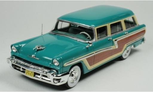 Mercury Monterey 1/43 Goldvarg Collections Station Wagon verte/Holzoptik 1956 miniature