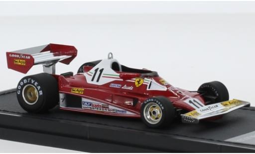 Ferrari 312 1/43 GP Replicas T2 No.11 Scuderia Formel 1 1977 N.Lauda coche miniatura