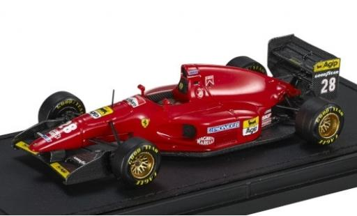 Ferrari 412 1/43 GP Replicas T1 No.28 Scuderia Formel 1 1994 G.Berger coche miniatura