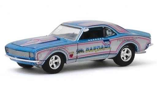 Chevrolet Camaro 1/64 Greenlight Mr. Bardahl 1967 B.Hielscher miniatura