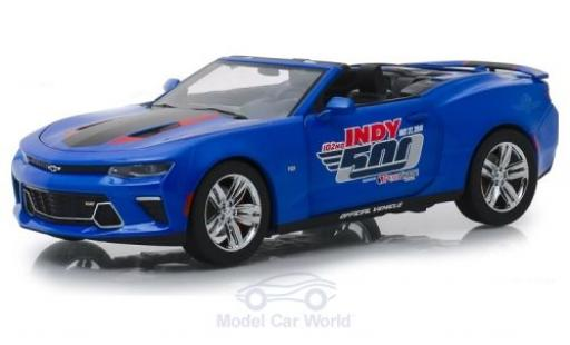 Chevrolet Camaro 1/24 Greenlight SS Convertible Indy 500 2018 diecast