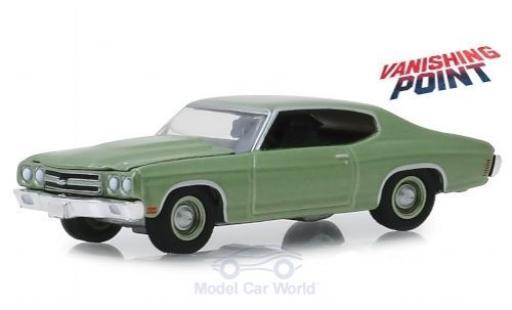 Chevrolet Chevelle 1/64 Greenlight Vanishing Point 1970 coche miniatura