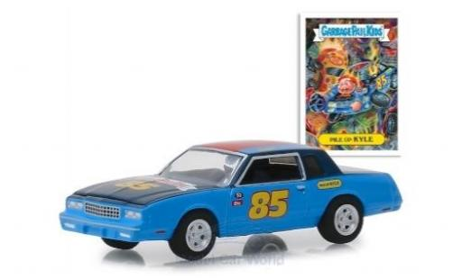 Chevrolet Monte Carlo 1/64 Greenlight GarbagePailKids 1983 Pile Up Kyle miniature