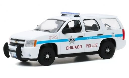 Chevrolet Tahoe 1/43 Greenlight City of Chicago Police Department 2010 miniature
