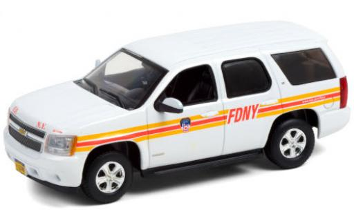 Chevrolet Tahoe 1/43 Greenlight FDNY - City of New York Fire Department 2011 diecast model cars