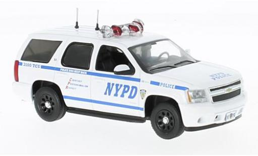 Chevrolet Tahoe 1/43 Greenlight NYPD - New York Police Department 2012 coche miniatura