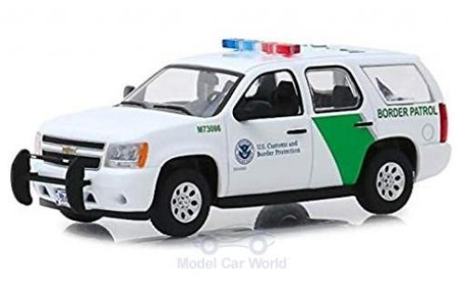 Chevrolet Tahoe 1/43 Greenlight U.S. Customs and Border Prougeection 2010 miniature
