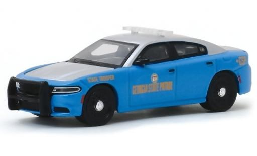 Dodge Charger 1/64 Greenlight Georgia State Patrol 2017 diecast model cars