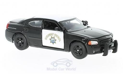 Dodge Charger 1/43 Greenlight Pursuit California Highway Patrol 2008 diecast