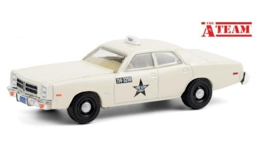 Dodge Monaco 1/64 Greenlight Lone Star Cab Co. 1978 The A-Team (TV-Serie) miniature