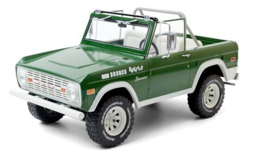 Ford Bronco 1/18 Greenlight Buster Smokey and the Bandit 1970 Ein ausgekochtes Schlitzohr diecast model cars