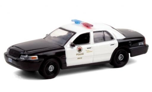Ford Crown 1/64 Greenlight Victoria 2008 The Rookie (TV-s�rie 2018) diecast model cars