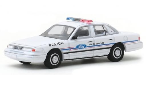 Ford Crown 1/64 Greenlight Victoria Police Interceptor Police Vehicles 1993 Showfahrzeug coche miniatura