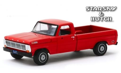 Ford F-1 1/64 Greenlight 00 rouge Starsky & Hutch 1969 miniature