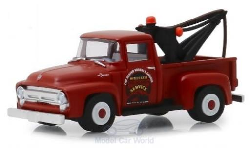 Ford F-1 1/64 Greenlight 00 Tow Truck 1956 Abschleppwagen miniature