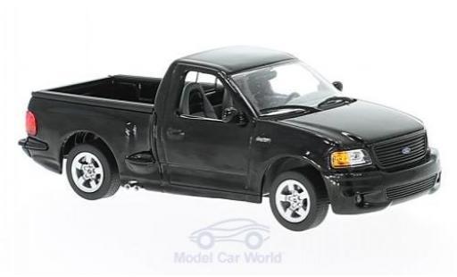 Ford F-1 1/43 Greenlight 50 SVT Lightning black 1999 diecast model cars