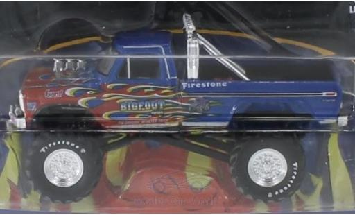 Ford F-250 1/64 Greenlight Monster Truck Bigfoot miniature