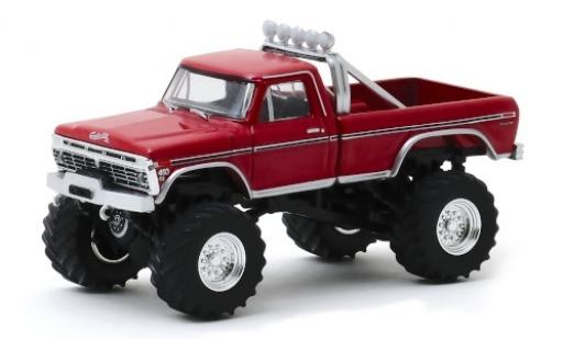 Ford F-250 1/64 Greenlight Monster Truck Godzilla 1974 miniatura