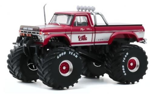 Ford F-250 1/18 Greenlight Monster Truck King Kong 1975 modellautos