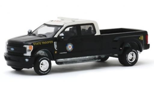 Ford F-350 1/64 Greenlight Lariat Florida Highway Patrol 2019 miniature