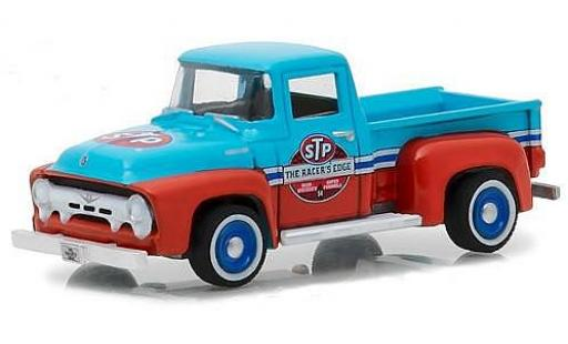 Ford F1 1/64 Greenlight 00 1954 65th Anniversaire STP miniature