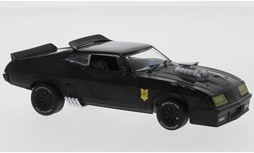 Ford Falcon 1/43 Greenlight XB black Mad Max - Last of the V8 Interceptors 1973 diecast model cars
