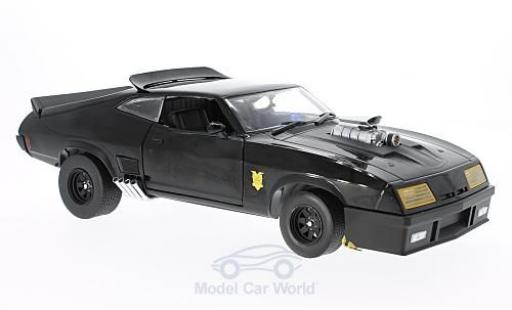 Ford Falcon 1/18 Greenlight XB noire RHD The Last of the V8 Interceptors Madmax 1973 miniature
