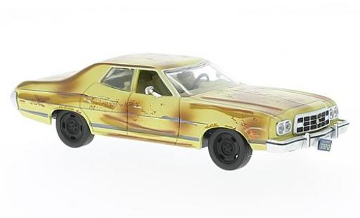 Ford Gran Torino 1/43 Greenlight The Big Lebowski The Dudes 1973 miniature