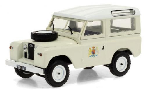 Land Rover 88 1/43 Greenlight Series II Ace Ventura - When Nature Calls 1961 diecast model cars