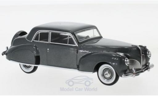 Lincoln Continental 1/43 Greenlight métallisé grise 1941 miniature