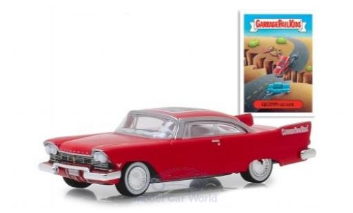 Plymouth Belvedere 1/64 Greenlight GarbagePailKids 1967 Quinn Quake miniature