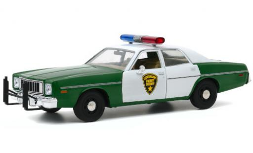 Plymouth Fury 1/24 Greenlight 1975 miniature