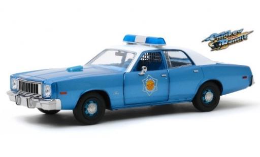 Plymouth Fury 1/43 Greenlight Smokey and the Bandit 1975 miniature