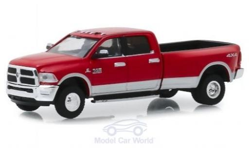 RAM 3 1/64 Greenlight 500 Big Horn Harvest Edition rouge 2018 miniature