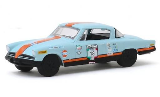 Studebaker Champion 1/64 Greenlight No.18 Gulf Carrera Panamericana 1953 miniature