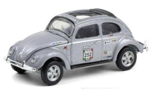 Volkswagen Beetle 1/64 Greenlight (Käfer) No.252 Carrera Panamericana Mexico diecast model cars