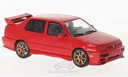 Volkswagen Jetta 1/43 Greenlight A3 rouge 1995 miniature