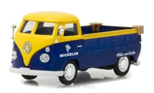 Volkswagen T1 1/43 Greenlight Pickup Michelin miniature