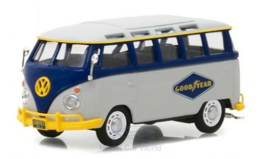 Volkswagen T1 1/43 Greenlight Samba Goodyear miniature