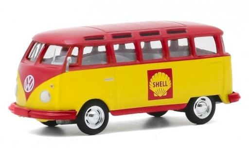 Volkswagen T1 1/64 Greenlight Samba S 1964 diecast model cars