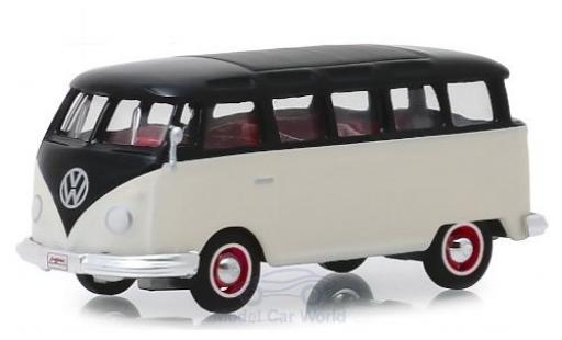 Volkswagen T1 1/64 Greenlight (Typ 2) Bus beige/noire 1965 miniature