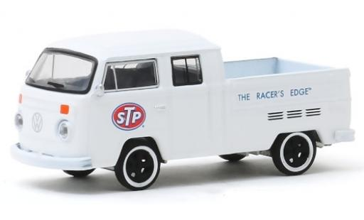 Volkswagen T2 1/64 Greenlight DoKa STP 1976 miniature