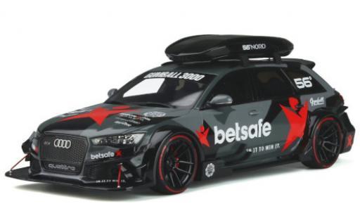 Audi RS6 1/18 GT Spirit (C7) Avant DTM Dekor Betsafe 2015 coche miniatura