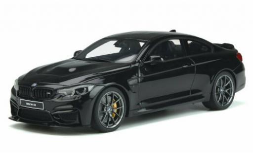 Bmw M4 1/18 GT Spirit (F82) CS black 2017 diecast model cars