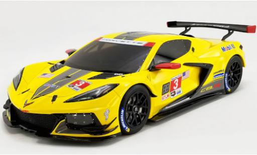 Chevrolet Corvette 1/18 GT Spirit C8.R No.3 Racing GTLM 2020 diecast model cars