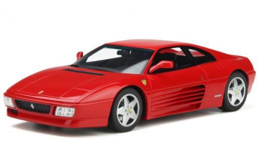 Ferrari 348 1/18 GT Spirit GTB red 1993 diecast model cars