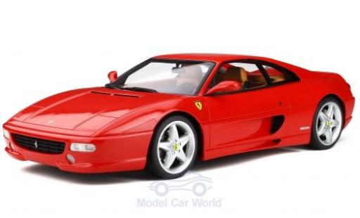 Ferrari F355 1/12 GT Spirit Berlinetta rouge 1994 miniature